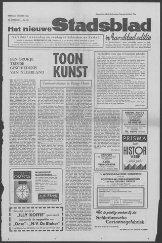 Het Nieuwe Stadsblad 1964-10-02