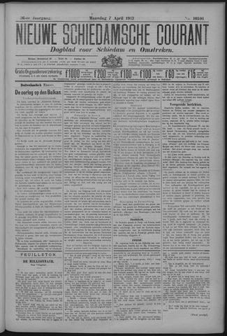 Nieuwe Schiedamsche Courant 1913-04-07