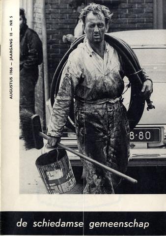 Schiedamse Gemeenschap (tijdschrift) 1966-08-01