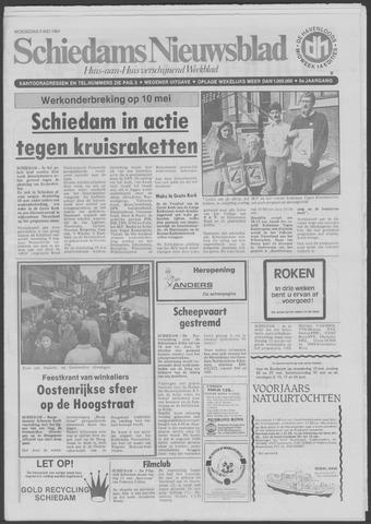 Schiedams Nieuwsblad 1984-05-09