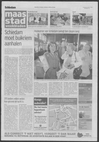 Maaspost / Maasstad / Maasstad Pers 2009-06-24
