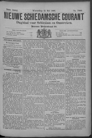 Nieuwe Schiedamsche Courant 1901-05-15