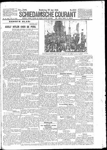Schiedamsche Courant 1933-06-29
