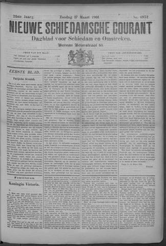 Nieuwe Schiedamsche Courant 1901-03-17