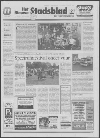 Het Nieuwe Stadsblad 1995-09-07