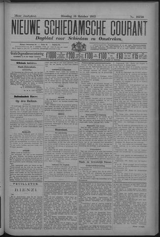 Nieuwe Schiedamsche Courant 1913-10-14