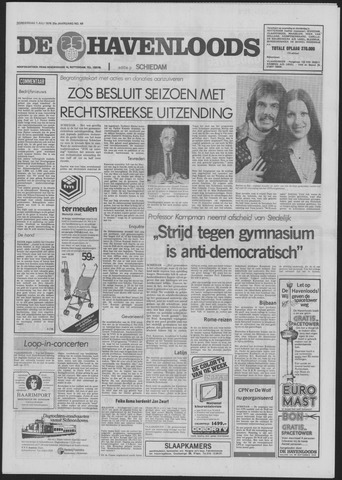 De Havenloods 1976-07-01