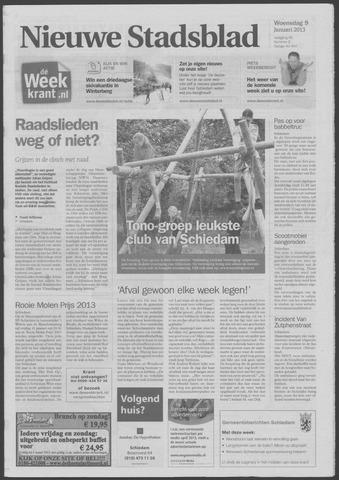 Het Nieuwe Stadsblad 2013-01-09