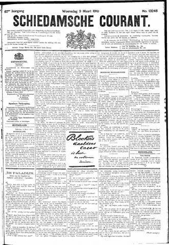 Schiedamsche Courant 1910-03-09