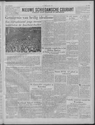 Nieuwe Schiedamsche Courant 1949-05-30