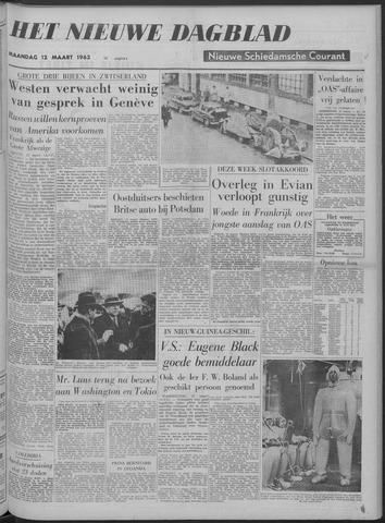 Nieuwe Schiedamsche Courant 1962-03-12