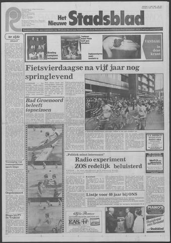 Het Nieuwe Stadsblad 1982-06-11