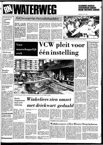 Rotterdamsch Nieuwsblad / Schiedamsche Courant / Rotterdams Dagblad / Waterweg / Algemeen Dagblad 1983-06-24
