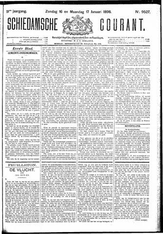 Schiedamsche Courant 1898-01-17