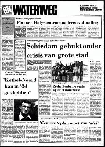 Rotterdamsch Nieuwsblad / Schiedamsche Courant / Rotterdams Dagblad / Waterweg / Algemeen Dagblad 1983-01-07