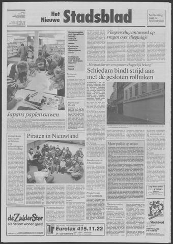 Het Nieuwe Stadsblad 1992-10-09