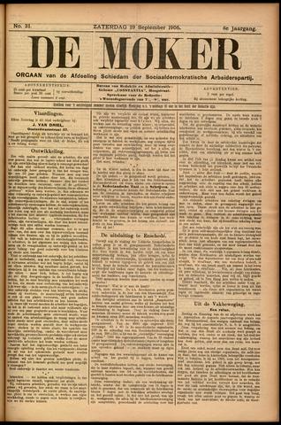 De Moker 1906-09-29