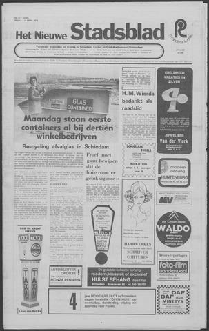 Het Nieuwe Stadsblad 1973-04-13