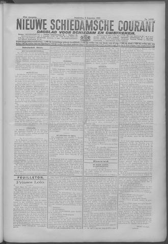 Nieuwe Schiedamsche Courant 1925-08-06