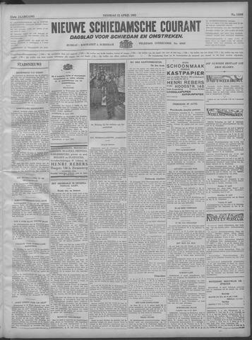 Nieuwe Schiedamsche Courant 1932-04-12