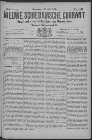 Nieuwe Schiedamsche Courant 1897-07-15