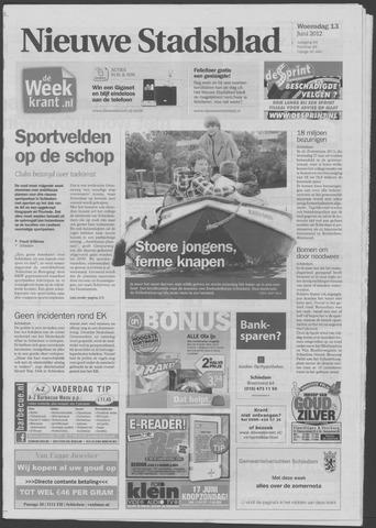 Het Nieuwe Stadsblad 2012-06-13
