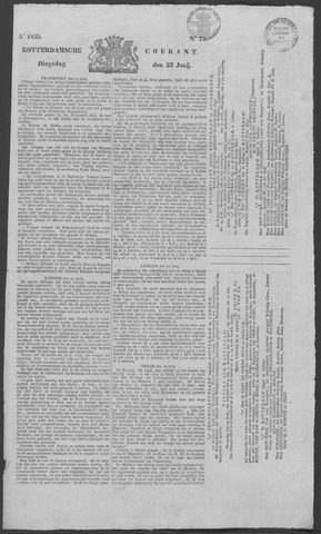 Rotterdamse Courant 1835-06-23