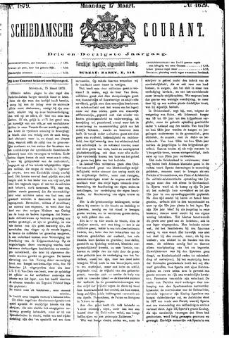 Schiedamsche Courant 1879-03-17