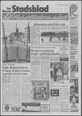 Het Nieuwe Stadsblad 1985-02-20