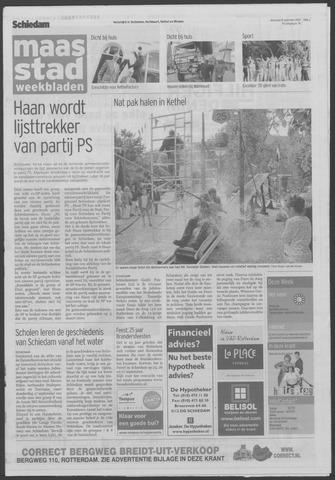 Maaspost / Maasstad / Maasstad Pers 2009-09-16