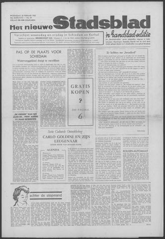 Het Nieuwe Stadsblad 1963-02-20