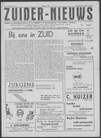 Zuider Nieuws 1962-06-14