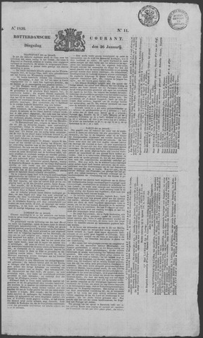 Rotterdamse Courant 1836-01-26