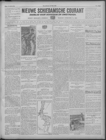 Nieuwe Schiedamsche Courant 1933-05-22