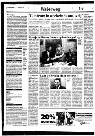 Rotterdamsch Nieuwsblad / Schiedamsche Courant / Rotterdams Dagblad / Waterweg / Algemeen Dagblad 1993-06-22