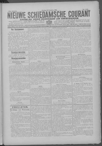 Nieuwe Schiedamsche Courant 1925-12-22