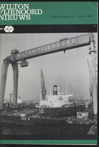 Wilton Fijenoord Nieuws 1976