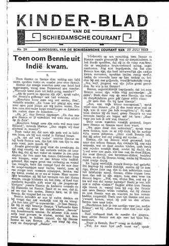 Schiedamsche Courant 1933-07-22