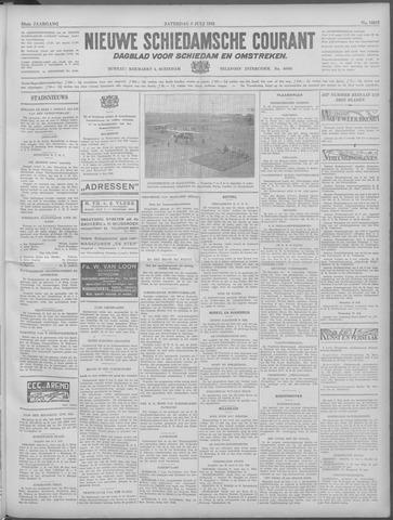 Nieuwe Schiedamsche Courant 1933-07-08