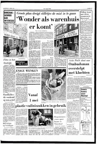 Het Vrije volk 1971-04-08