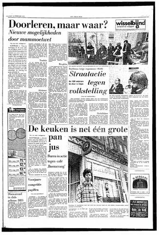 Het Vrije volk 1971-02-12