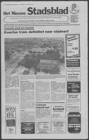 Het Nieuwe Stadsblad 1981-08-12