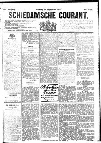 Schiedamsche Courant 1912-09-10