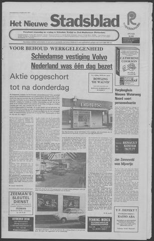 Het Nieuwe Stadsblad 1977-02-02