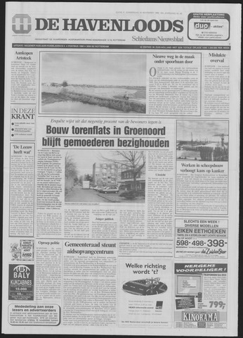 De Havenloods 1993-11-18