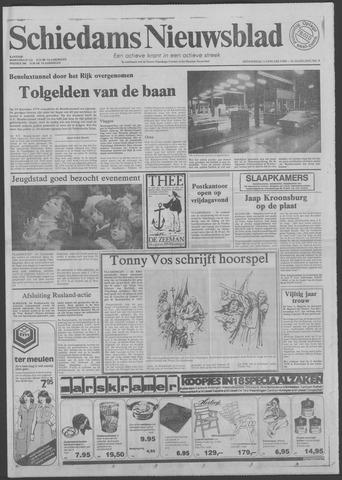 Schiedams Nieuwsblad 1980