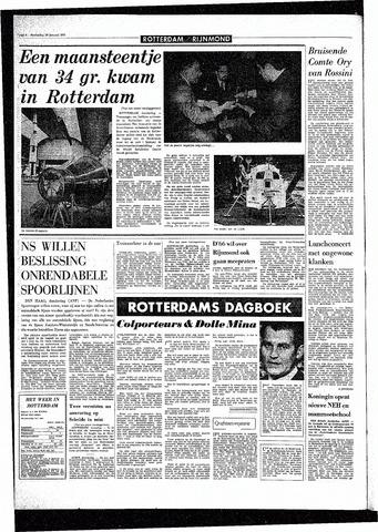 Rotterdamsch Parool / De Schiedammer 1970-01-29