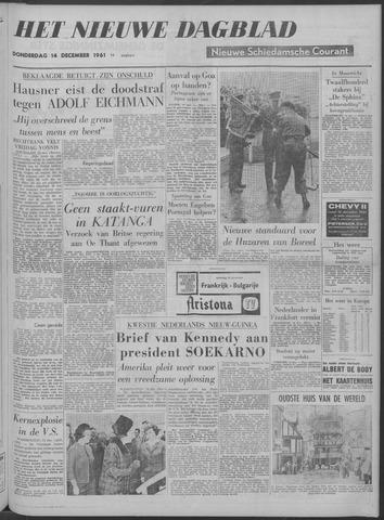 Nieuwe Schiedamsche Courant 1961-12-14