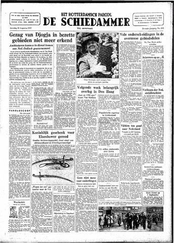 Rotterdamsch Parool / De Schiedammer 1947-08-30