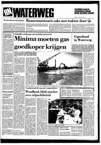 Rotterdamsch Nieuwsblad / Schiedamsche Courant / Rotterdams Dagblad / Waterweg / Algemeen Dagblad 1985-01-11